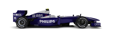 Williams Toyota FW31