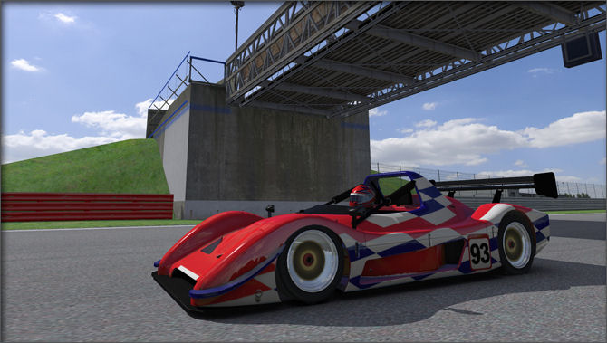 Next up for the CMS iRacing Division - Radical SR8 - Coming Soon!